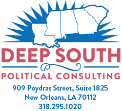 Deep South Politics Logo